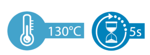 marquage a chaud rapide temperature basse